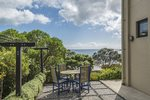 Como Exec: Apartment patio Waiheke